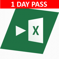 Auto Excel (1 day pass)
